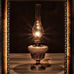Historia lampy naftowej