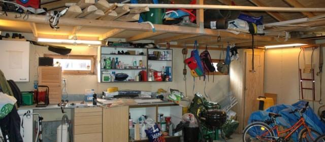 Jak rozplanować oświetlenie w garażu?